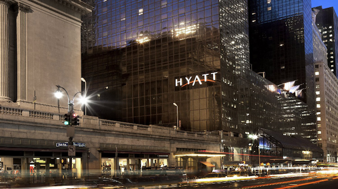 My Hyatt Rate