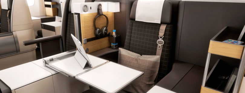 charge for business class